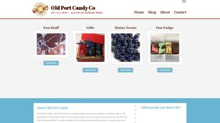 Oldportcandyco.com Coupons & Promo codes