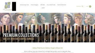 Oliveoilandbeyond.com Coupons & Promo codes