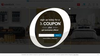 Overstock Coupon & Promo codes