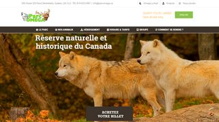 Parc Omega Coupon & Promo codes