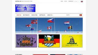 Patriotic-Flags.com Coupons & Promo codes