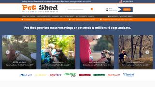 Pet Shed Coupon & Promo codes