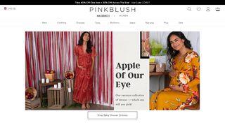 Logo Pinkblushmaternity.com