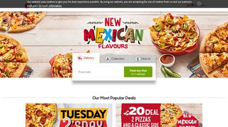 Pizza Hut Delivery Deals Coupons & Promo codes