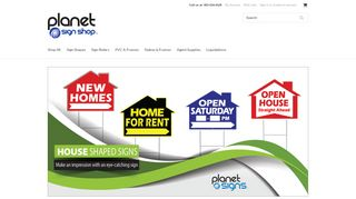 Planetsignshop.com Coupons & Promo codes