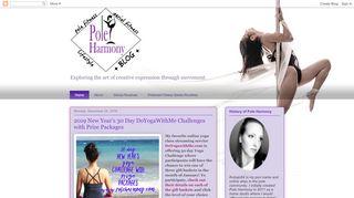 Poleharmony.com Coupons & Promo codes