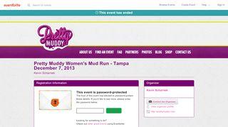 Prettymuddytampa2013-Estw.eventbrite.com Coupons & Promo codes