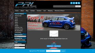 Prlmotorsports.com Coupons & Promo codes