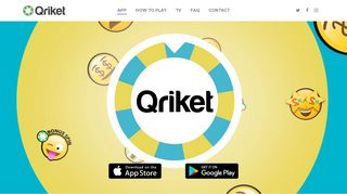 Qriket Spin Codes Coupons & Promo codes