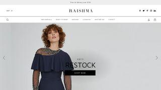Raishma.co.uk Coupons & Promo codes