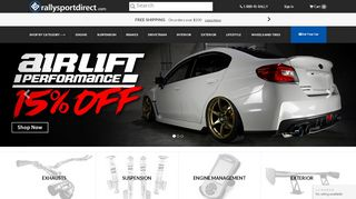 Rally Sport Direct Coupon Code & Promo codes