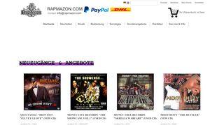 Rapmazon.com Coupons & Promo codes