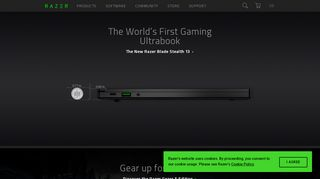 Razer Store Coupon & Promo codes