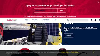 Redbullshopusa.com Coupons & Promo codes