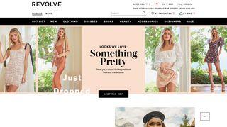 Revolve Promo Code & Discount codes