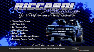 Riccardiracing.com Coupons & Promo codes