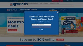 Rite Aid 30 Percent Off Coupons & Promo codes