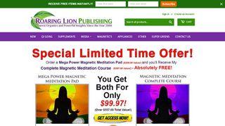 Roaringlionpublishing.com Coupons & Promo codes