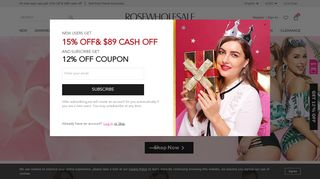 Rose Wholesale Free Shipping Code Coupons & Promo codes