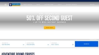 Royal Caribbean Offer Code Coupons & Promo codes