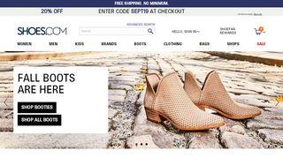 Shoebuy Coupon 30 & Promo codes