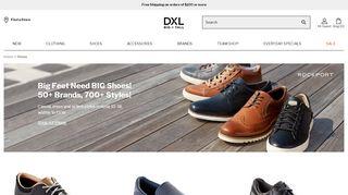 Shoesxl.com Coupons & Promo codes