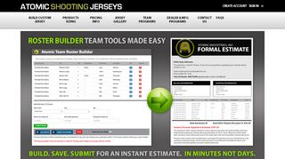 Shootingjerseys.com Coupons & Promo codes