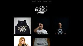 Shopcreativeattire.bigcartel.com Coupons & Promo codes