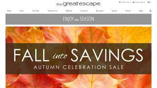 The Great Escape Coupon Code & Promo codes