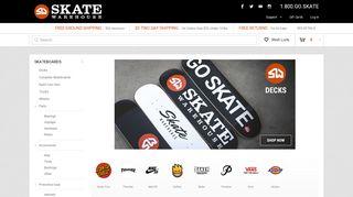 Skate Warehouse Promo Code & Discount codes