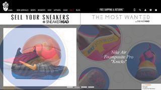 sneakerhead.com Coupons \u0026 Promo Codes