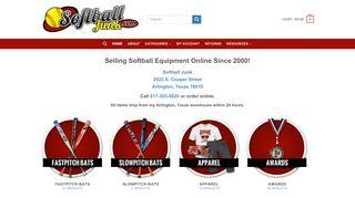 Softballjunk.com Coupons & Promo codes