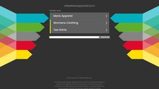 Steezteezapparel.com Coupons & Promo codes