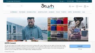 Stushclothing.co.uk Coupons & Promo codes