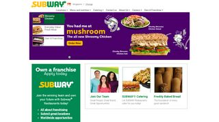 Subway Catering Promo Code & Discount codes