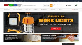 Superbrightleds Coupon & Promo codes