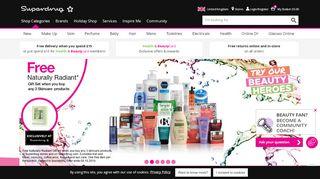Superdrug Hot Uk Deals Coupons & Promo codes