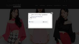 Supermodelw.my Coupons & Promo codes