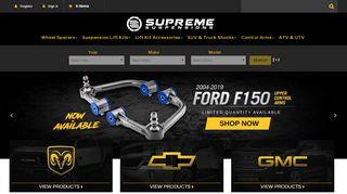 Logo Supremesuspensions.com