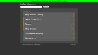 Theflauntshop.com Coupons & Promo codes