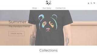 Thepandasfriend.com Coupons & Promo codes