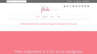 Thepinkstore.com Coupons & Promo codes