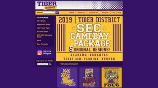Tigerdistrict.com Coupons & Promo codes