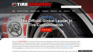 Tirestickers.com Coupons & Promo codes