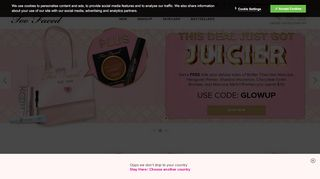 Logo Too Faced