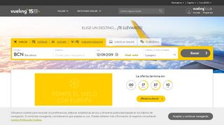 Vueling Discount Code & Coupon codes