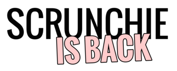 Scrunchie is back Coupons & Promo codes