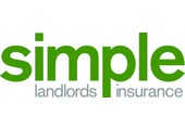 Simple Landlords Insurance Promotional Code & Discount codes