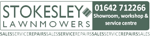 Stokesley Lawnmower