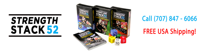 Strength Stack 52 Coupons